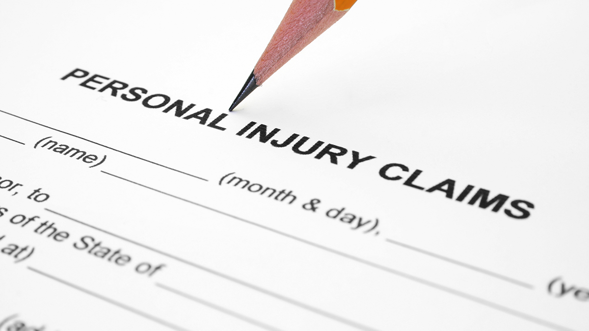 Personal Injury Claim Beverly Hills
