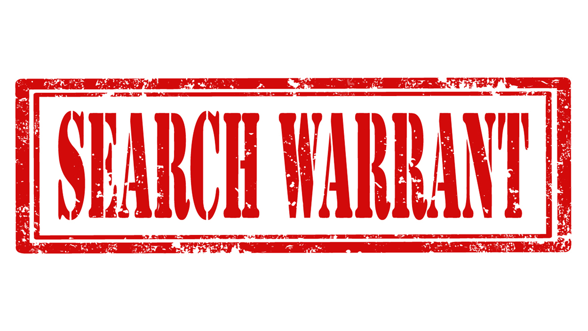 Search Warrant | Personal Injury Beverly Hills