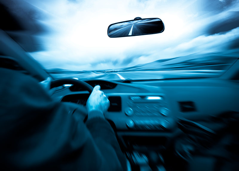 speeding driving who might get in a auto accident | One Law Group