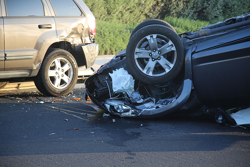 Rollover auto accident | One Law Group