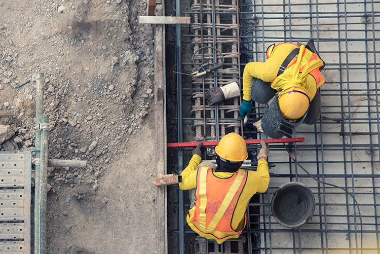 Construction site where work accidents may happen | Private Injury Attorneys